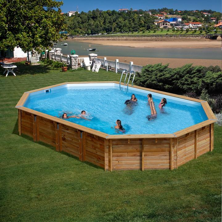 Installation of detachable swimming pools - Piscinas Menorca